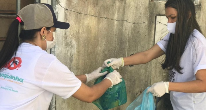 Saúde intensifica ações de combate à dengue