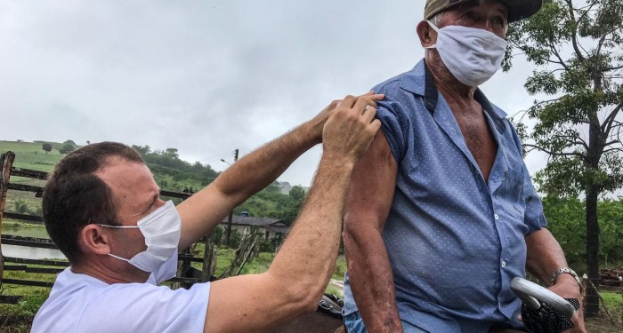 Saúde realiza Dia D de vacinação contra a Covid-19