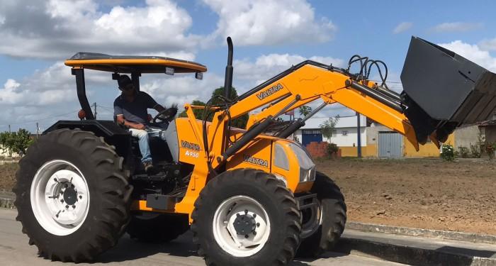 Após recuperação, Prefeitura coloca mais um veículo à serviço da população
