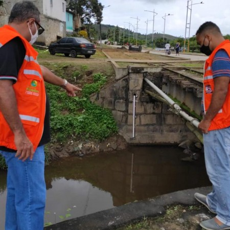 Prefeitura adquire pluviômetro e réguas para medir a intensidade das chuvas e monitorar nível dos rios