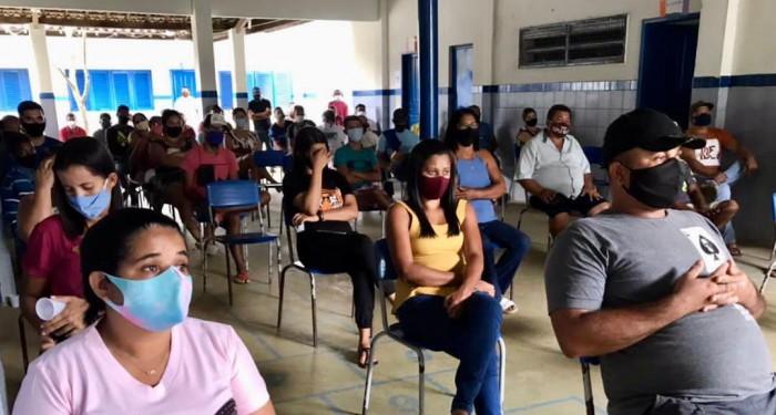 Covid-19: Vigilância Sanitária promove encontro com comerciantes para união de esforços