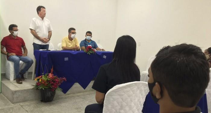 Município inicia elaboração do Plano Plurianual da Saúde (PPA 2022-2025)