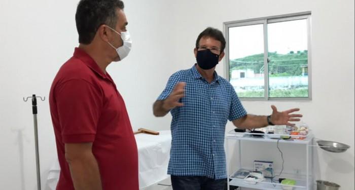 Prefeitura ativa serviços de saúde no Posto Eldorado dos Carajás