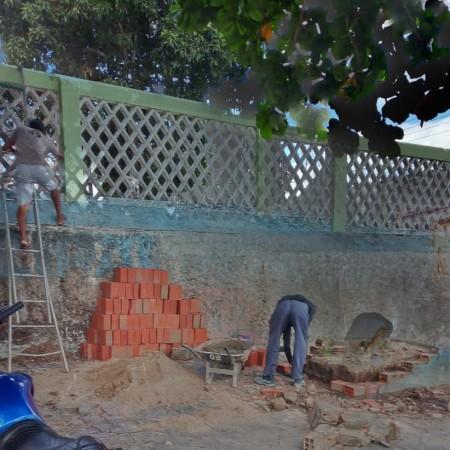 Prefeitura inicia serviços de melhorias e reparos no cemitério municipal