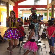 Rede Municipal celebra o Dia das Crianças